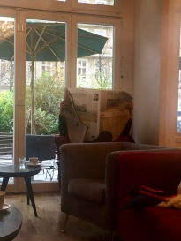 Blinis Cafe